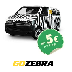 transporter mieten jetzt buchen gozebra. Black Bedroom Furniture Sets. Home Design Ideas